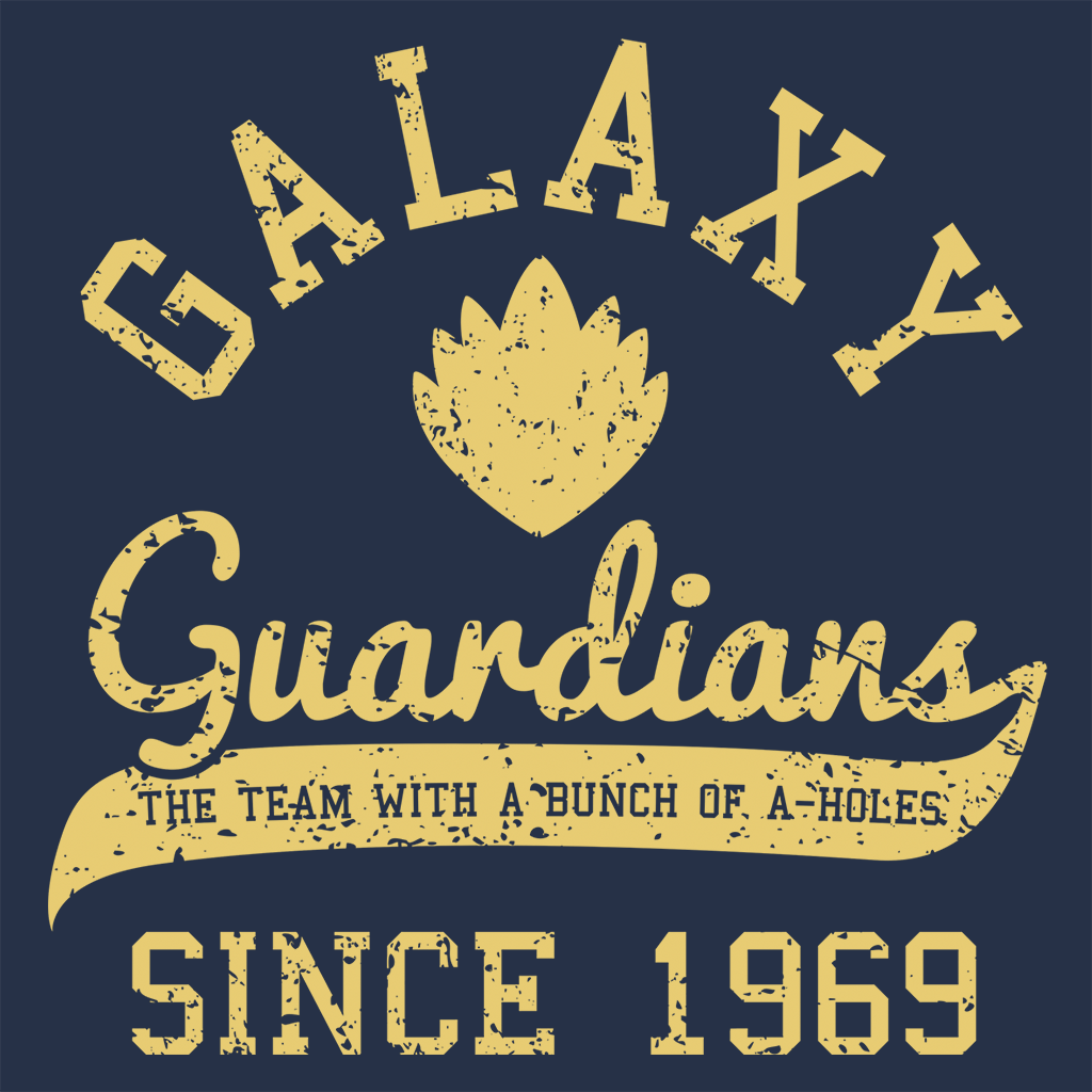 Pop-Up Tee: Guardians Since 1969
