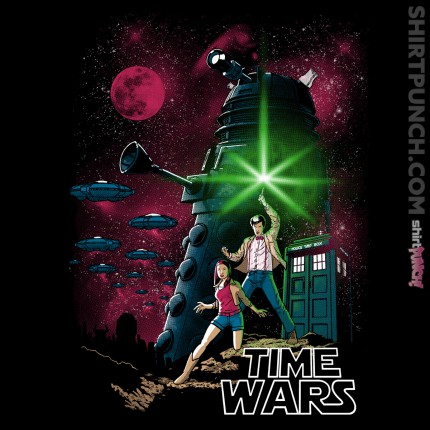ShirtPunch: Time Wars