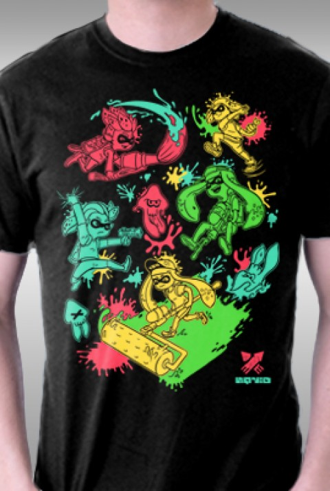 TeeFury: Squid Wars 2
