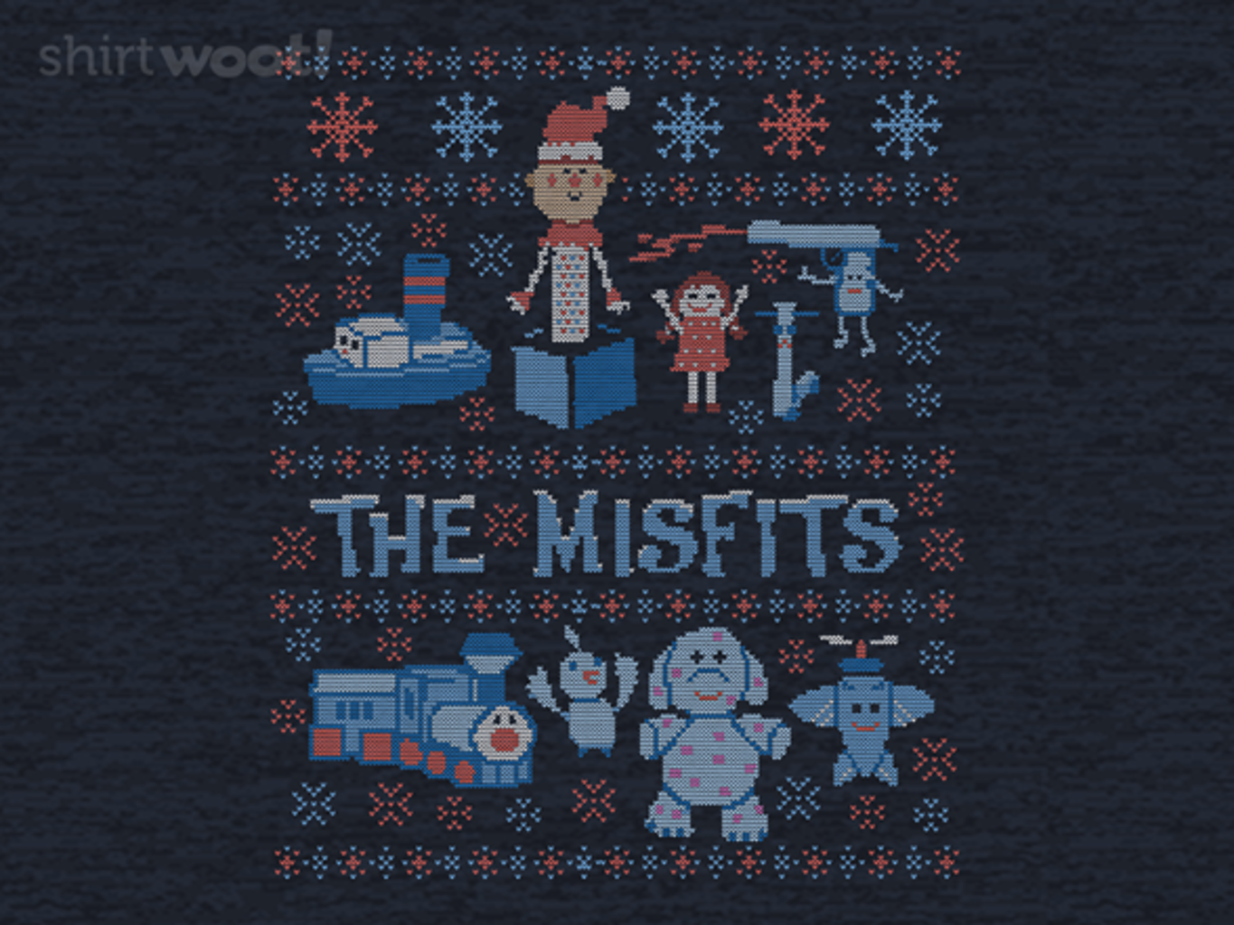 Woot!: The Misfits