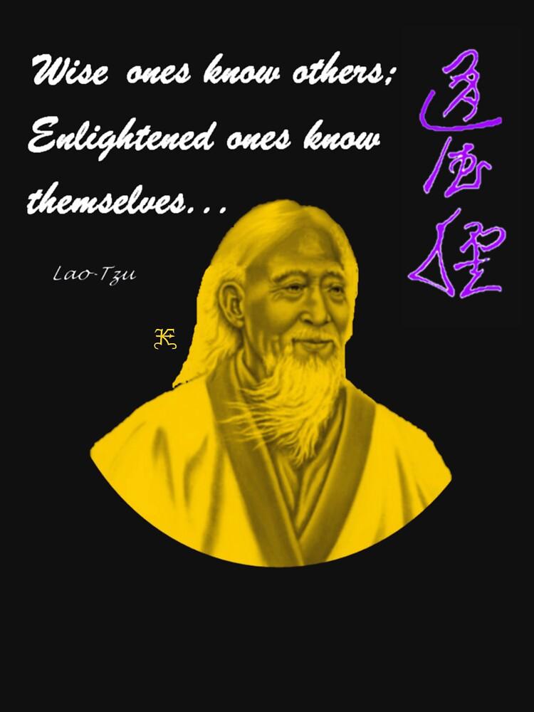 RedBubble: Lao Tzu