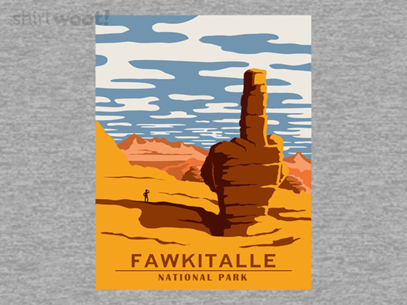Woot!: Fawkitalle National Park