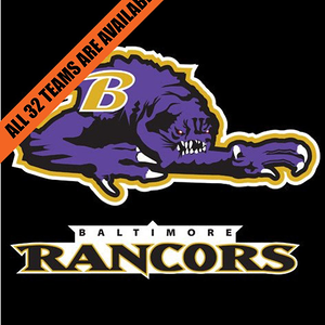 Shirt Battle: Baltimore Rancors
