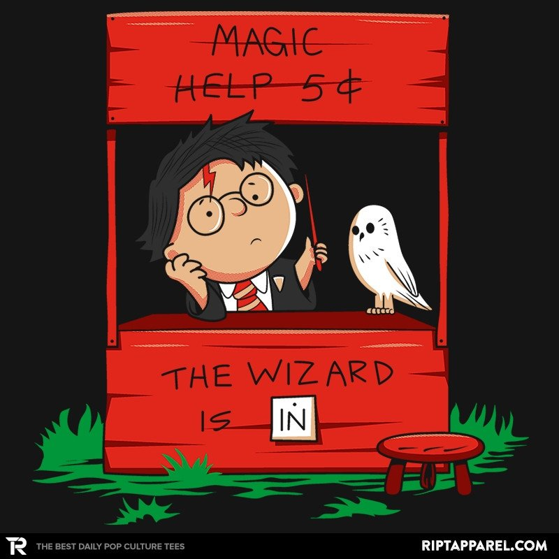 Ript: Harry The Wizard