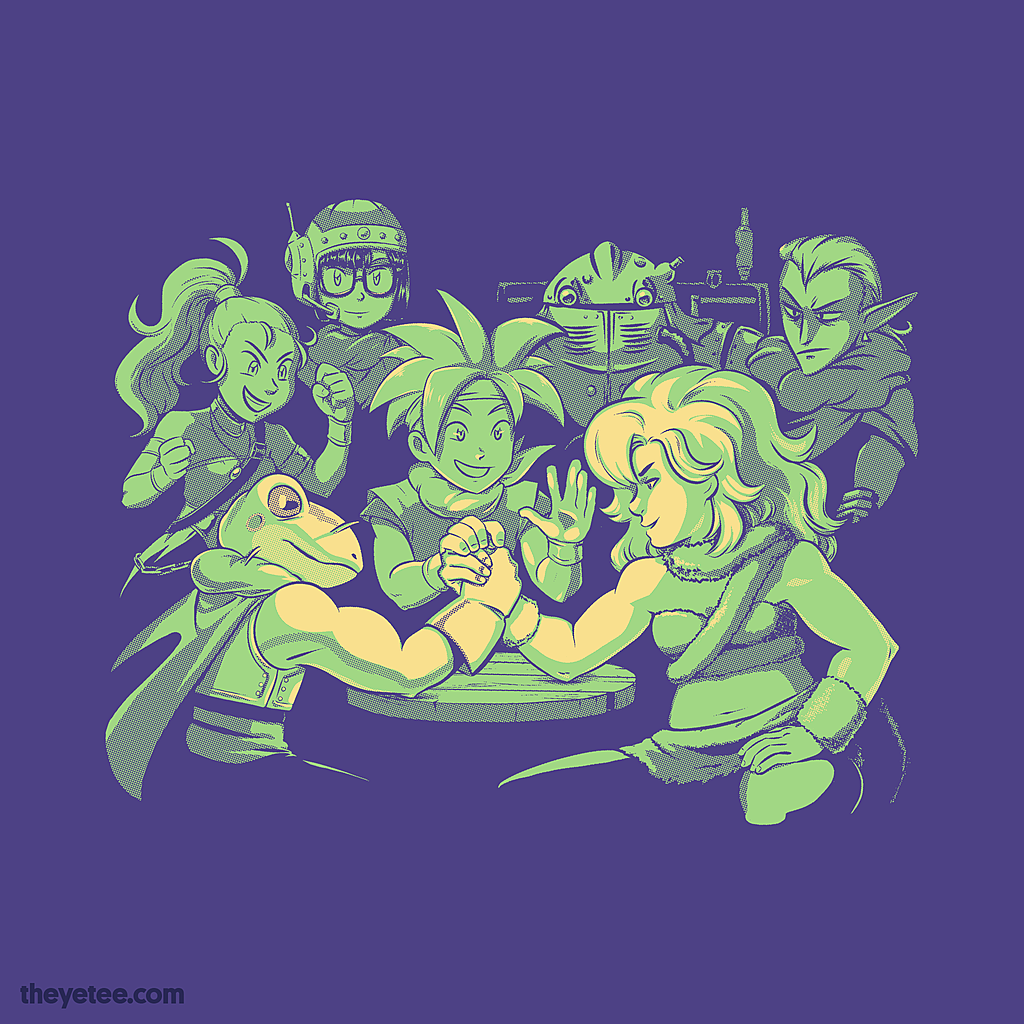 The Yetee: A Battle For The Ages