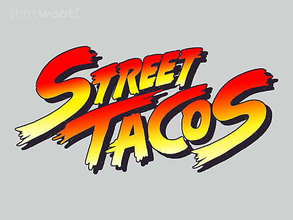 Woot!: Taco Fighter