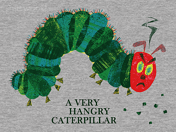 Woot!: A Very Hangry Caterpillar -Heather Remix