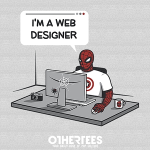 OtherTees: Web Designer