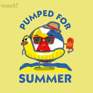 Woot!: Pumped for Summer - $15.00 + Free shipping