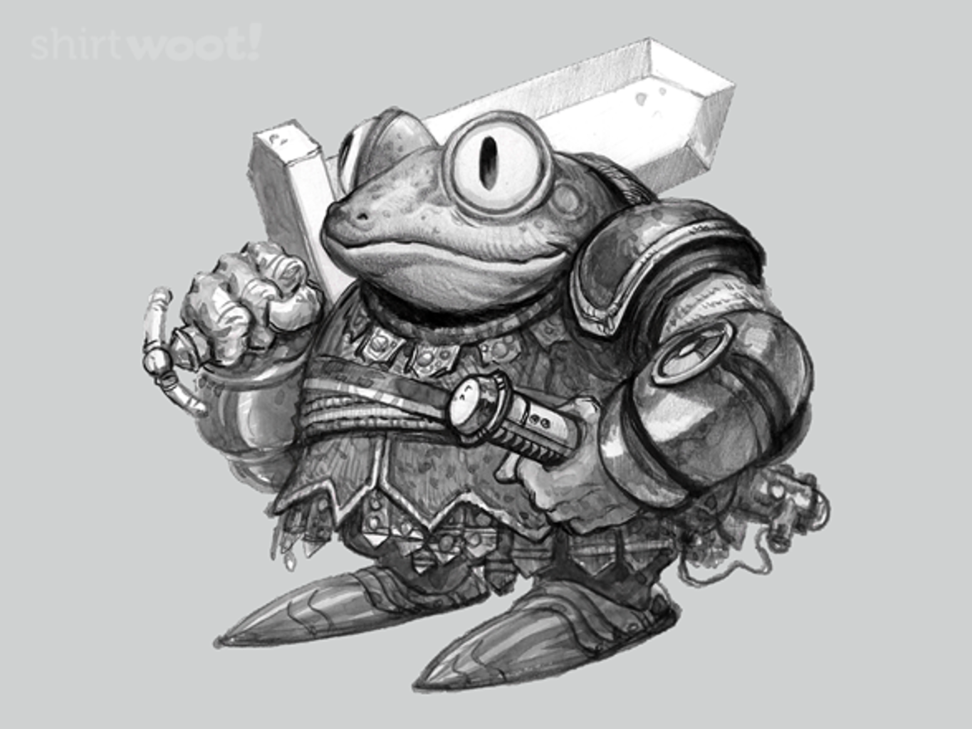 Woot!: Toad Knight