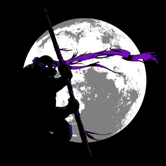 Once Upon a Tee: Moon Bo