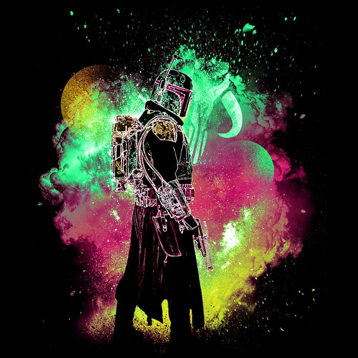 Once Upon a Tee: Soul of the Bounty Hunter