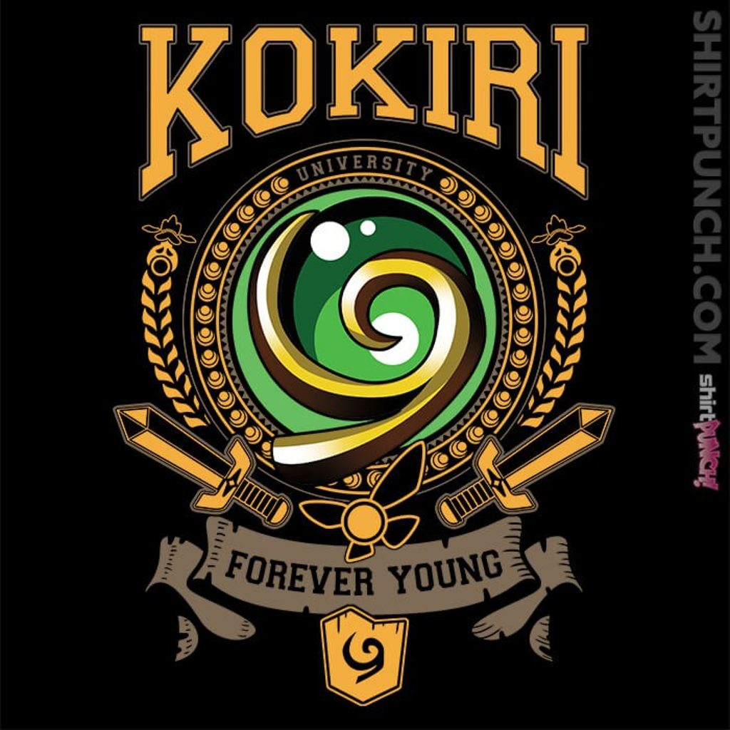 ShirtPunch: Forever Young