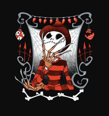 BustedTees: The Nightmare King