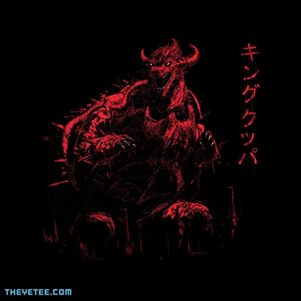 The Yetee: King Koopa