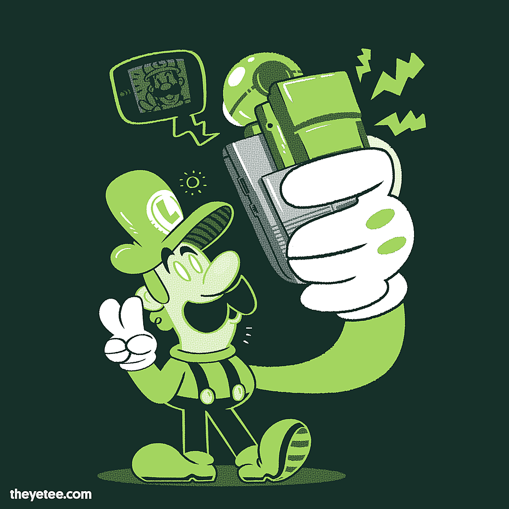 The Yetee: Weegee Cam