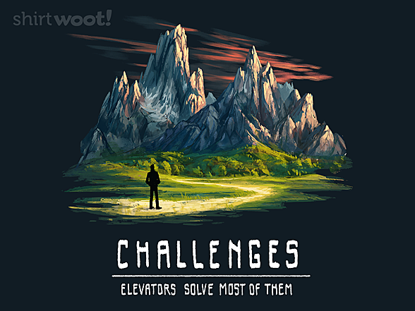 Woot!: Challenges