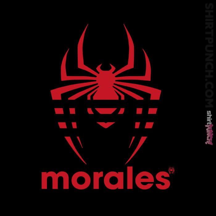 ShirtPunch: Spider Athletics