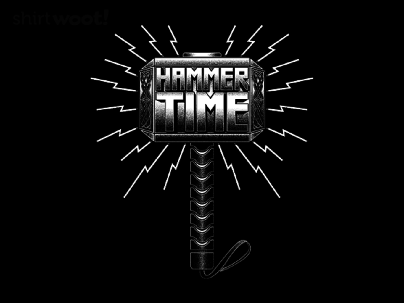 Woot!: Hammer Time