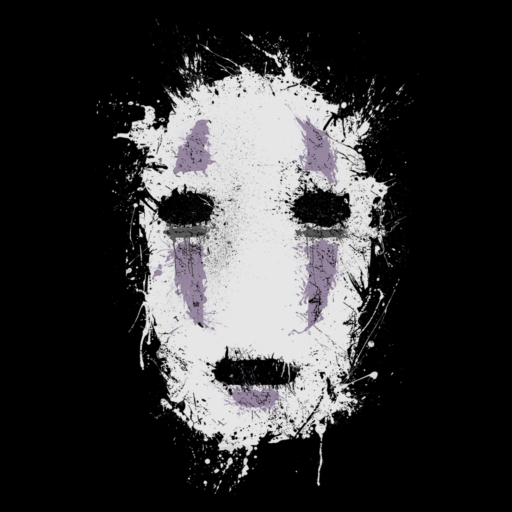 Pop-Up Tee: Ink No Face