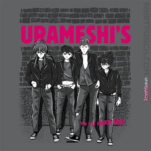 ShirtPunch: Urameshi's