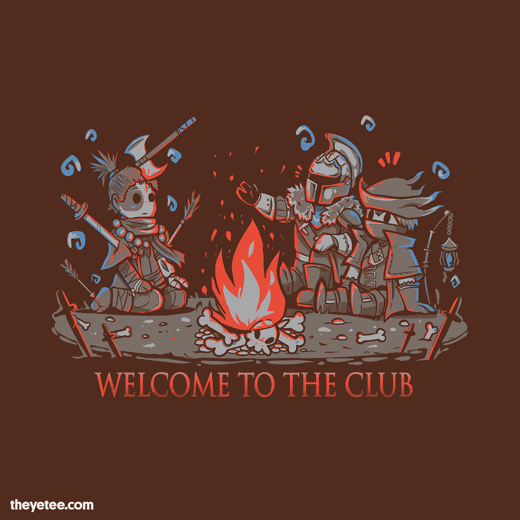 The Yetee: Welcome to the Club