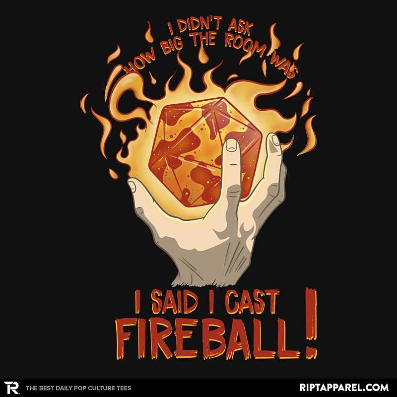 Ript: I Cast Fireball!