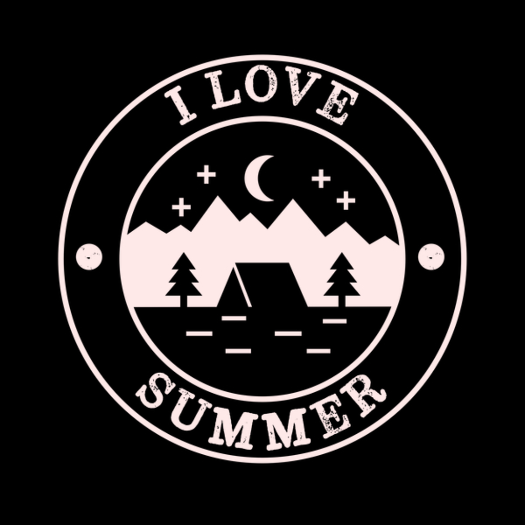 NeatoShop: Retro Vintage I Love Summer