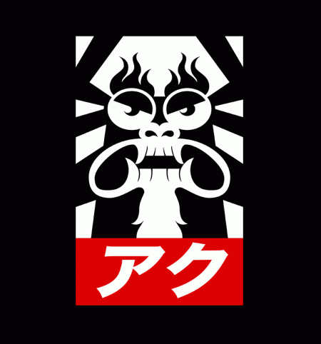 BustedTees: Obey Aku