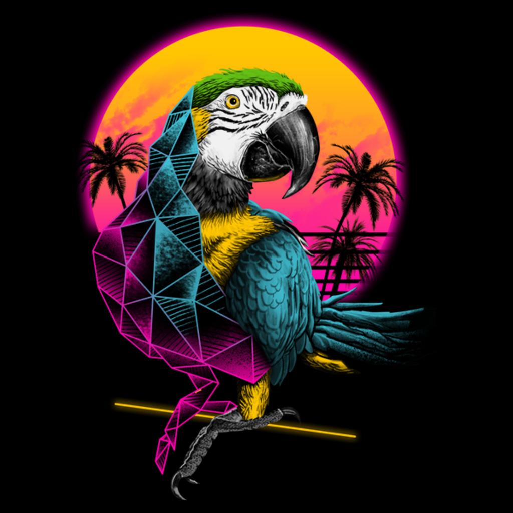NeatoShop: Rad Parrot