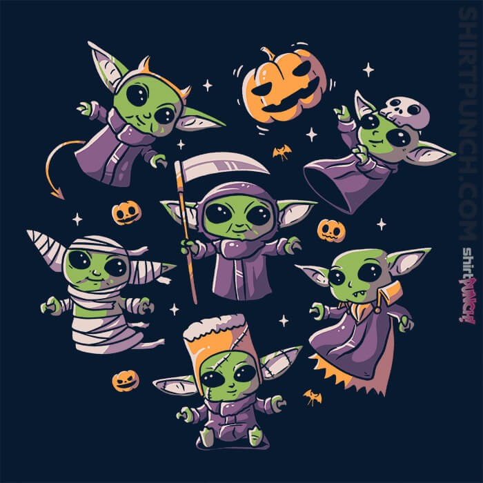 ShirtPunch: Halloween Babies