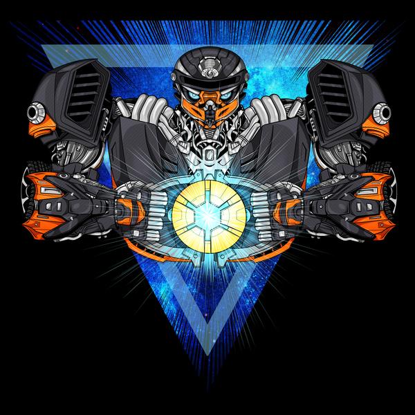 NeatoShop: Transformers Hot Rod Last Knight Matrix
