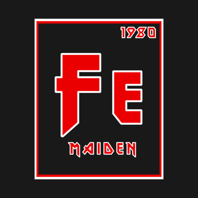 TeePublic: Iron_Maiden