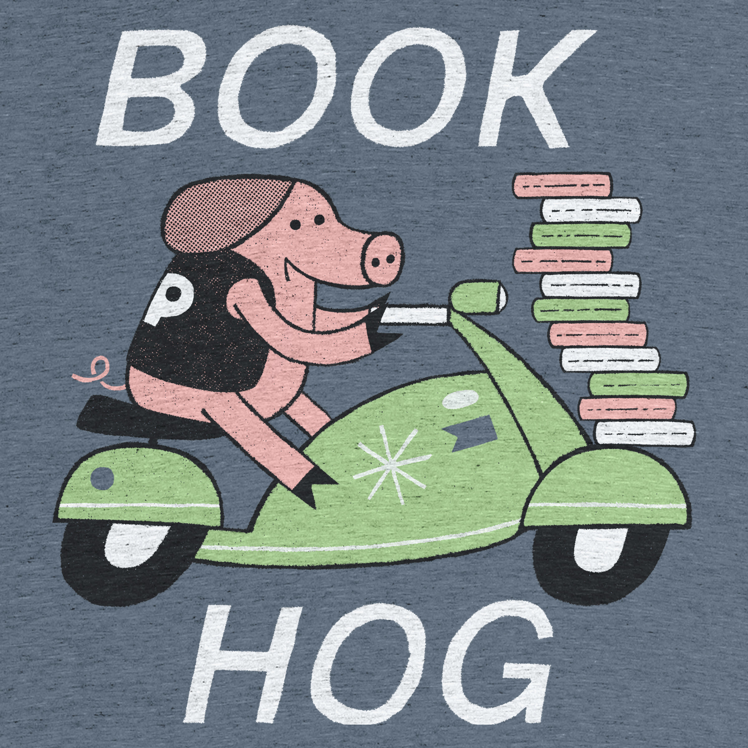 Cotton Bureau: Book Hog!