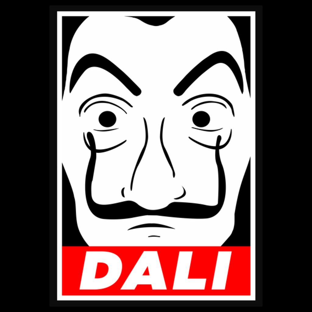 NeatoShop: Salvador Dali La Casa de Papel