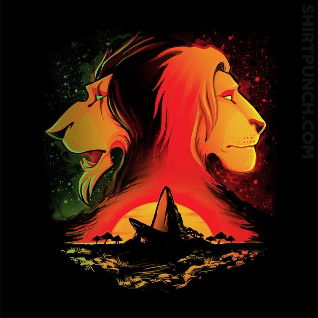 ShirtPunch: The Pride Rock