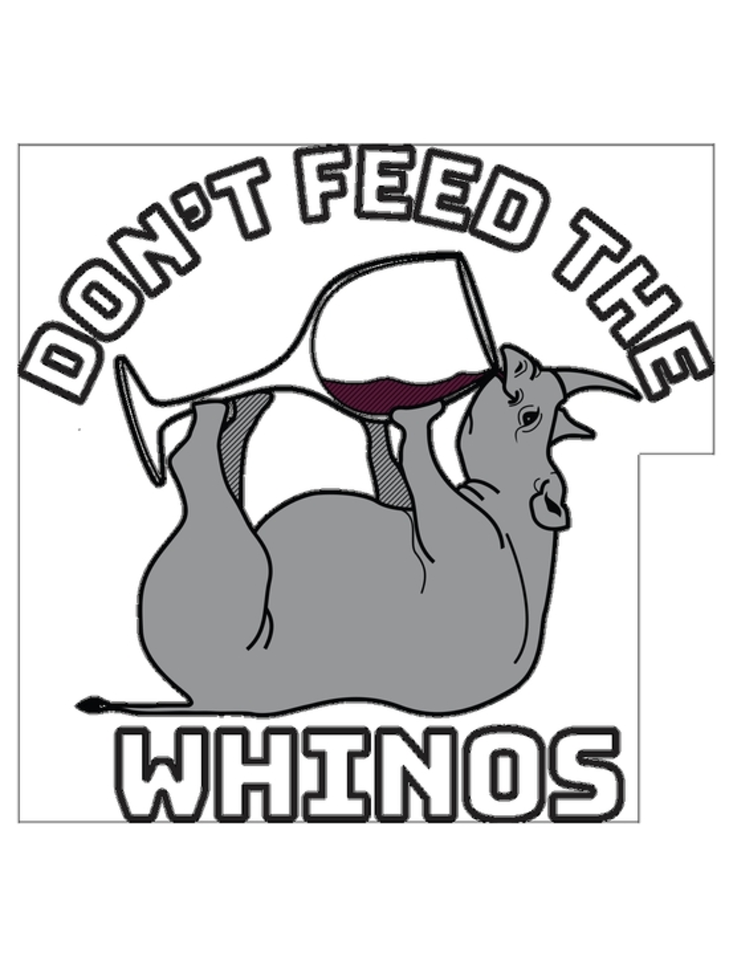 BustedTees: Don't Feed the Whinos
