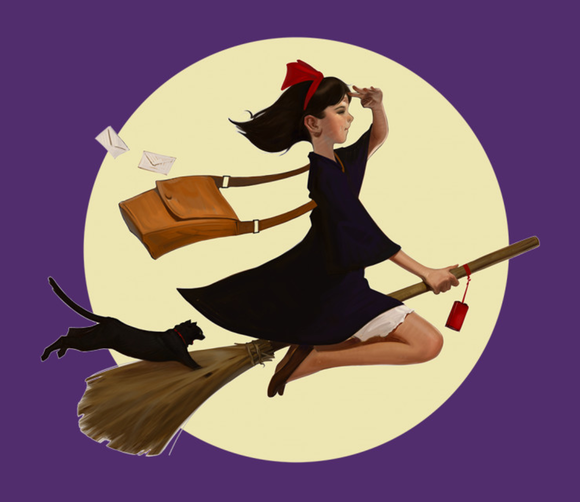 TeeFury: Saturday Evening Delivery