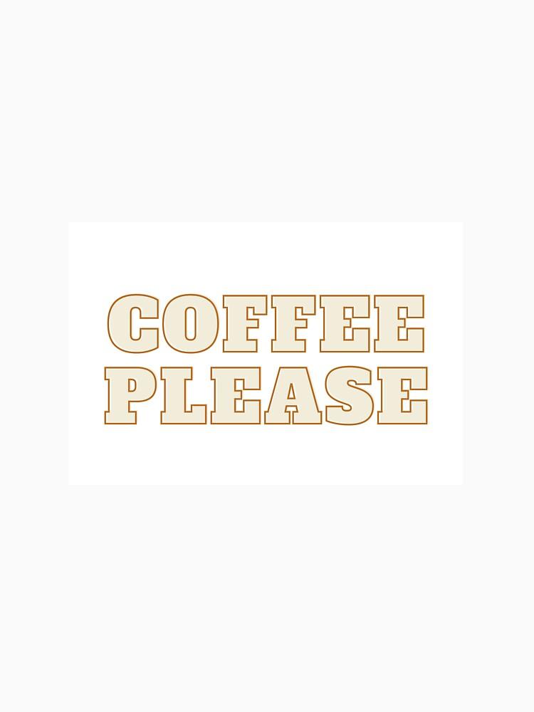 RedBubble: coffee please