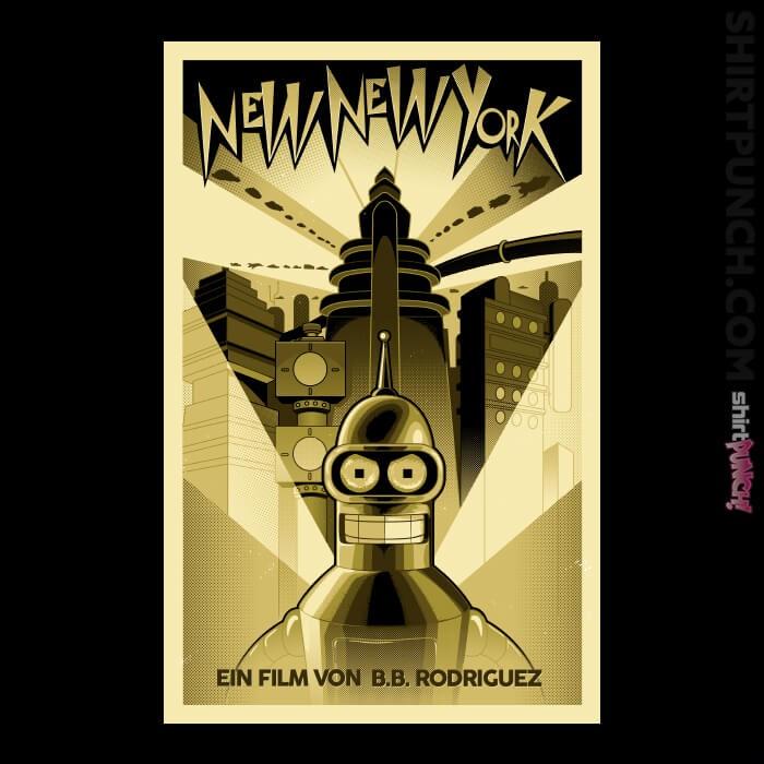 ShirtPunch: New New York