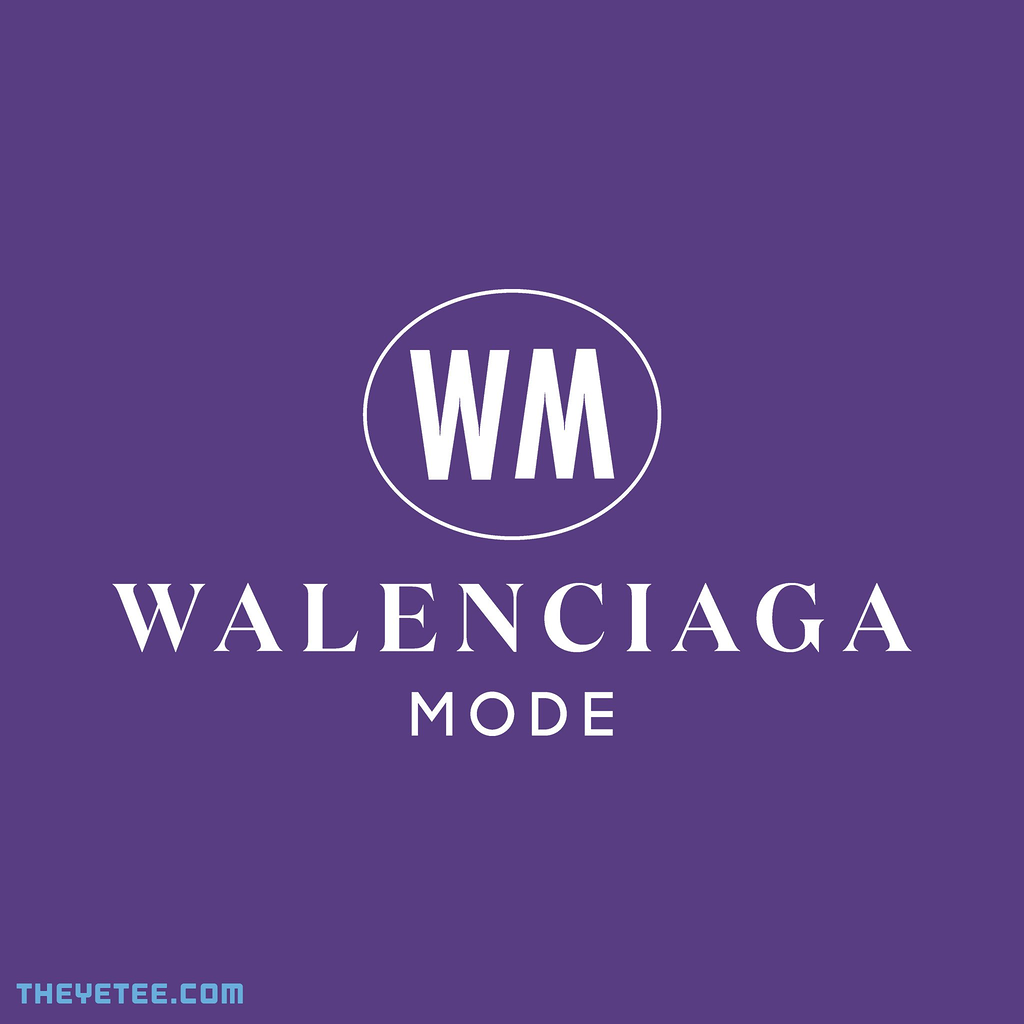 The Yetee: Walenciaga