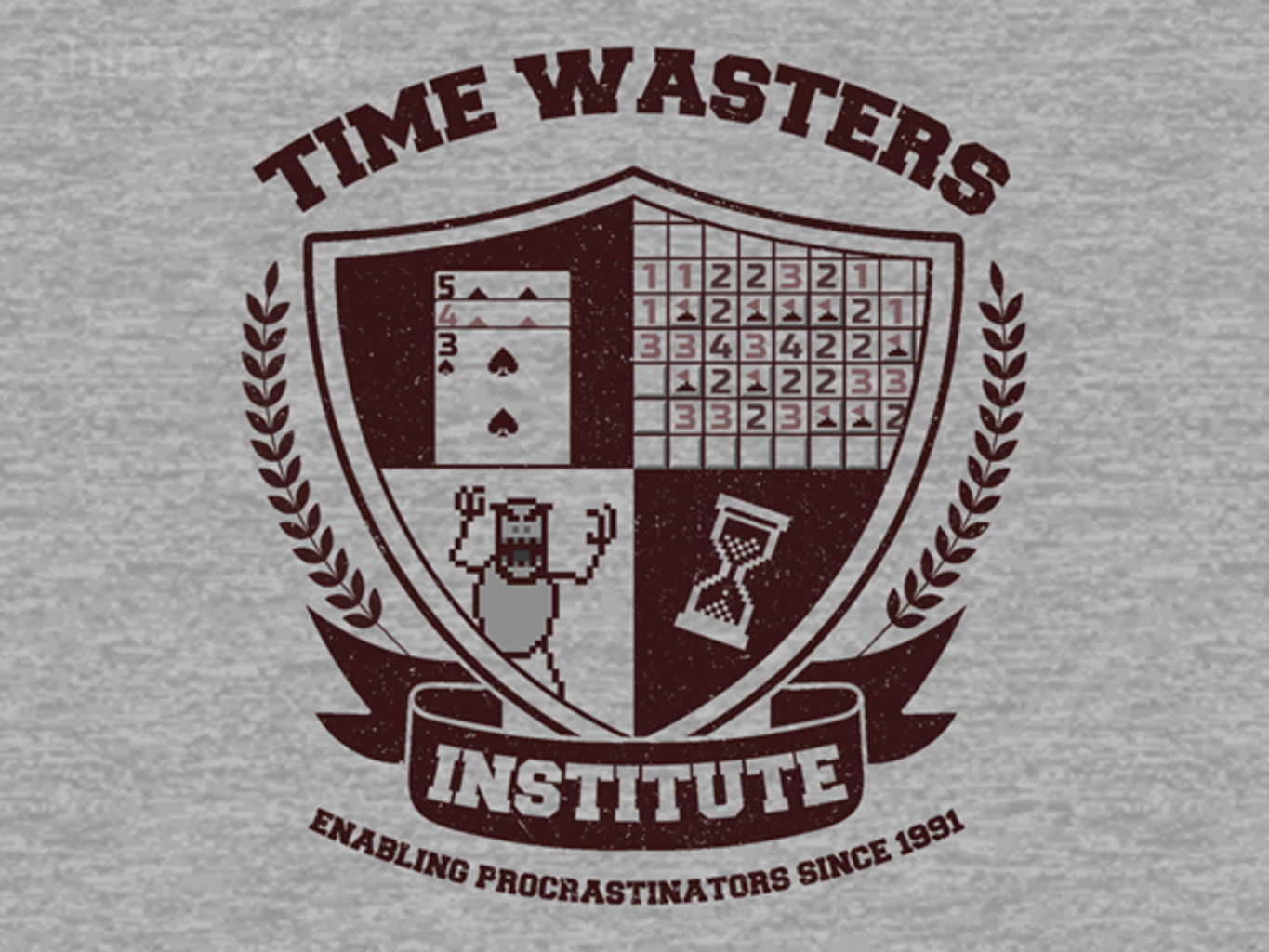 Woot!: Time Wasters