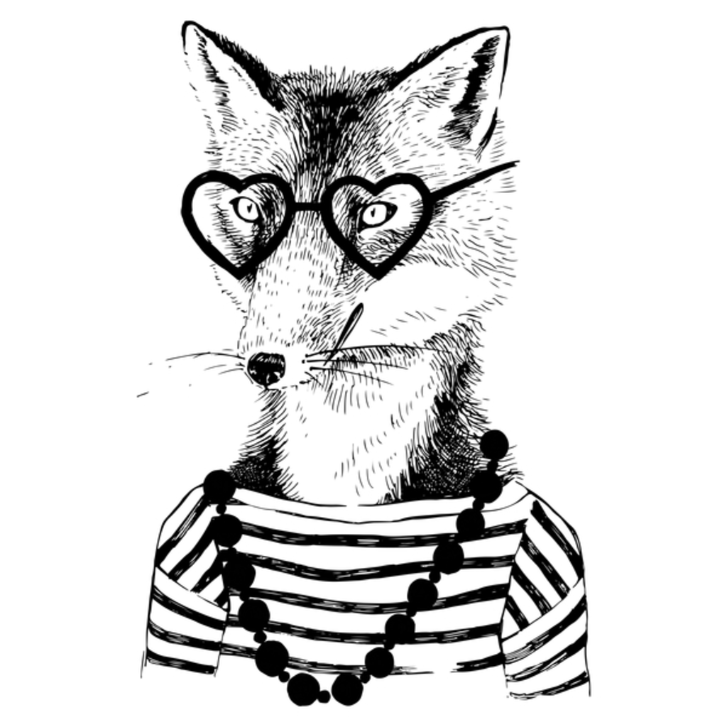 NeatoShop: Hipster Fox