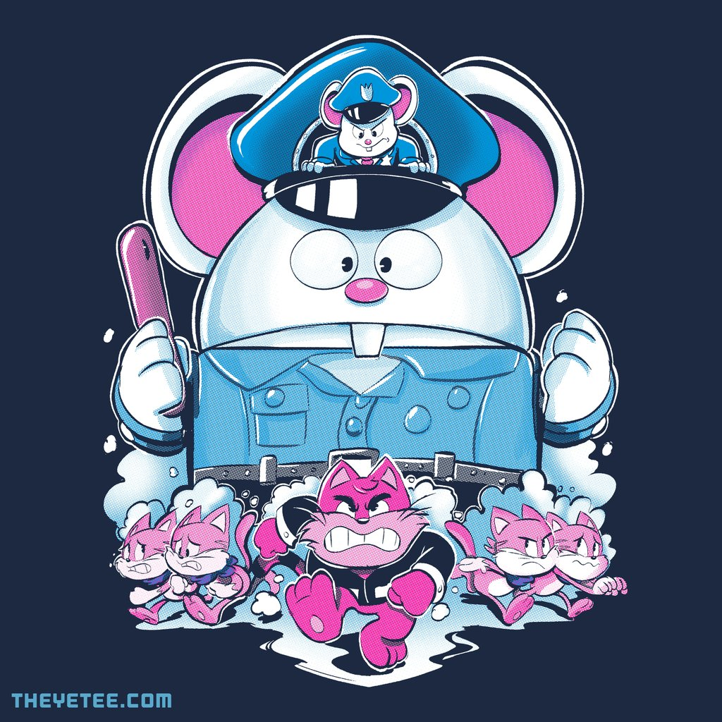 The Yetee: Micro Machine