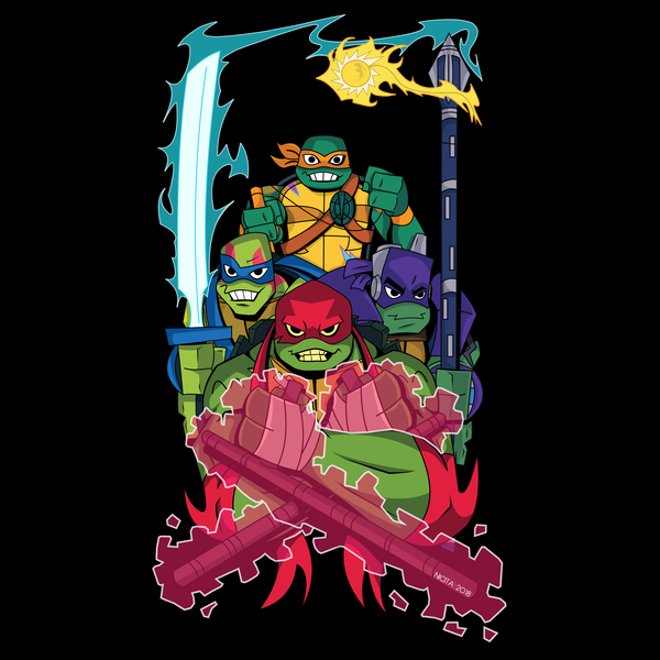 NeatoShop: Rise of the new turtles