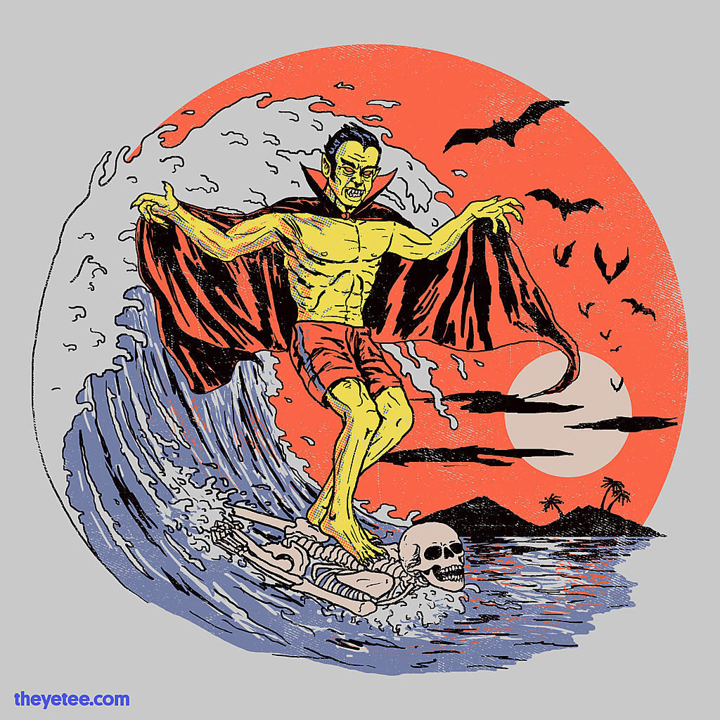 The Yetee: Body Surfer