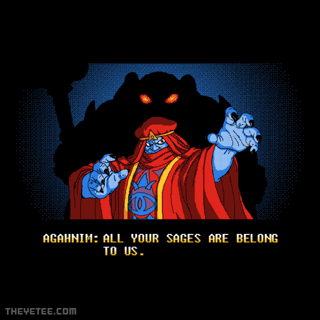 The Yetee: All Your Sages