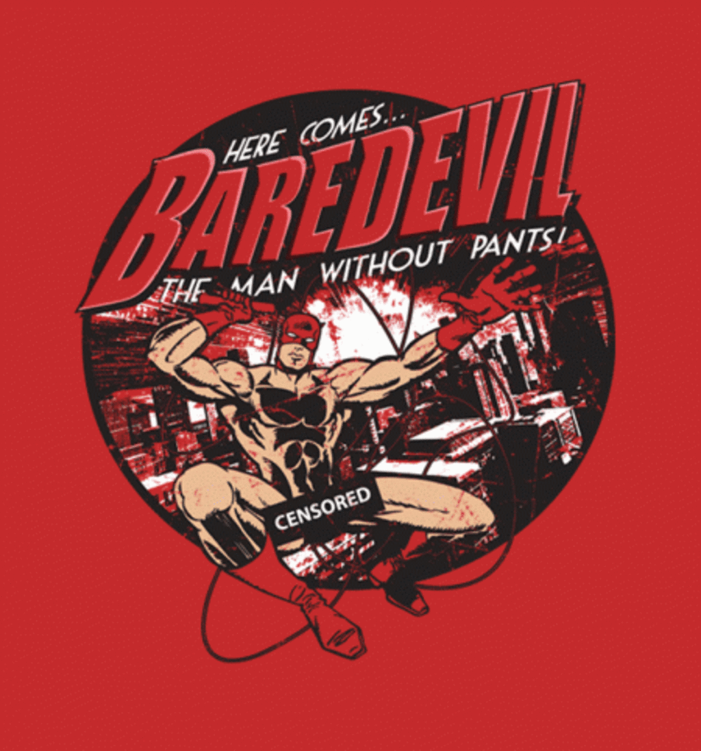 BustedTees: Baredevil