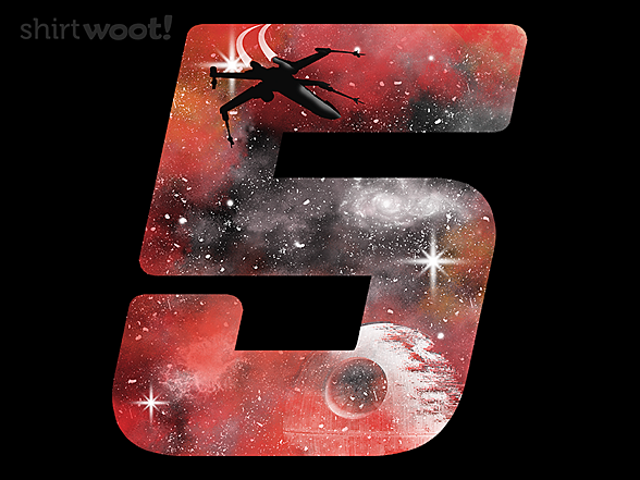 Woot!: Red Five