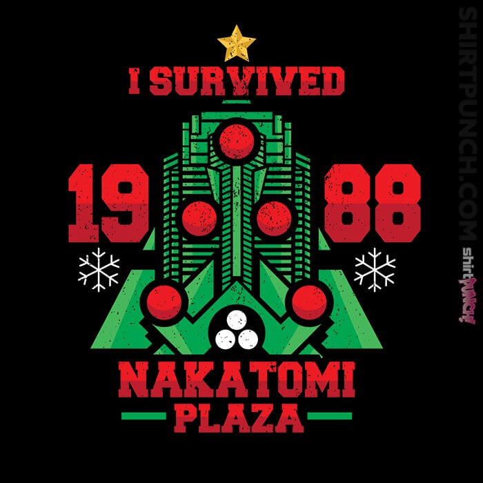 ShirtPunch: I Survived The Plaza